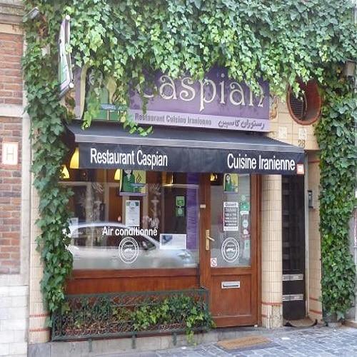 Restaurants in Brussels