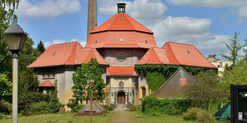 (GERMANY OUT) Altes Krematorium, Gerichtstrasse, Wedding, Berlin, Deutschland  (Photo by Sch?ning/ullstein bild via Getty Images)